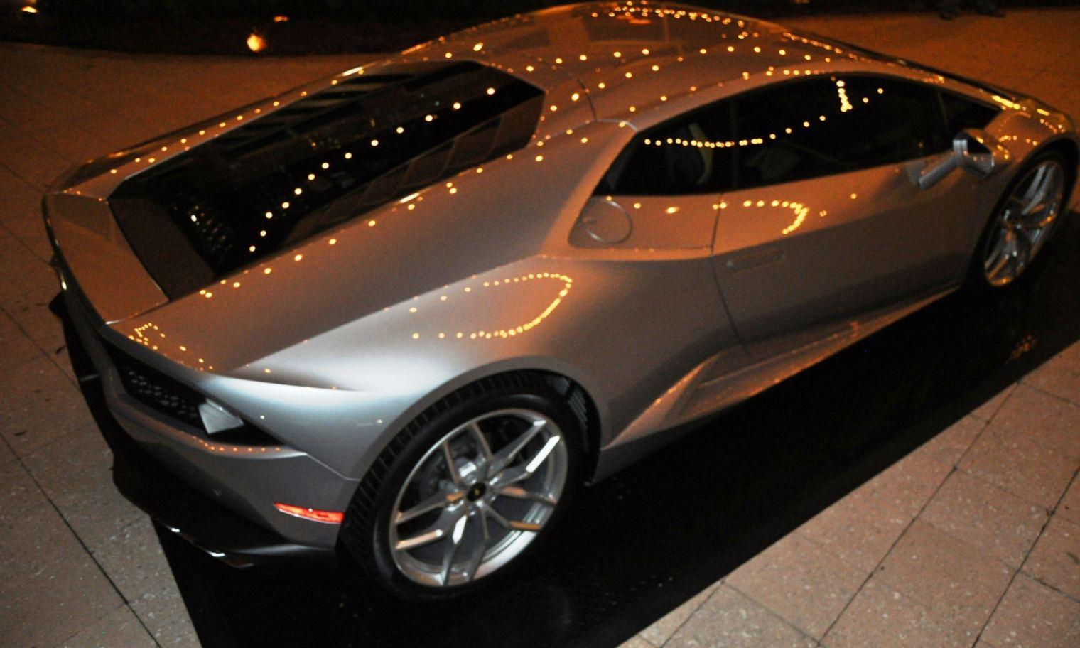 Car-Revs-Daily.com -- 2015 Lamborghini Huracan -- Official American Debut  121
