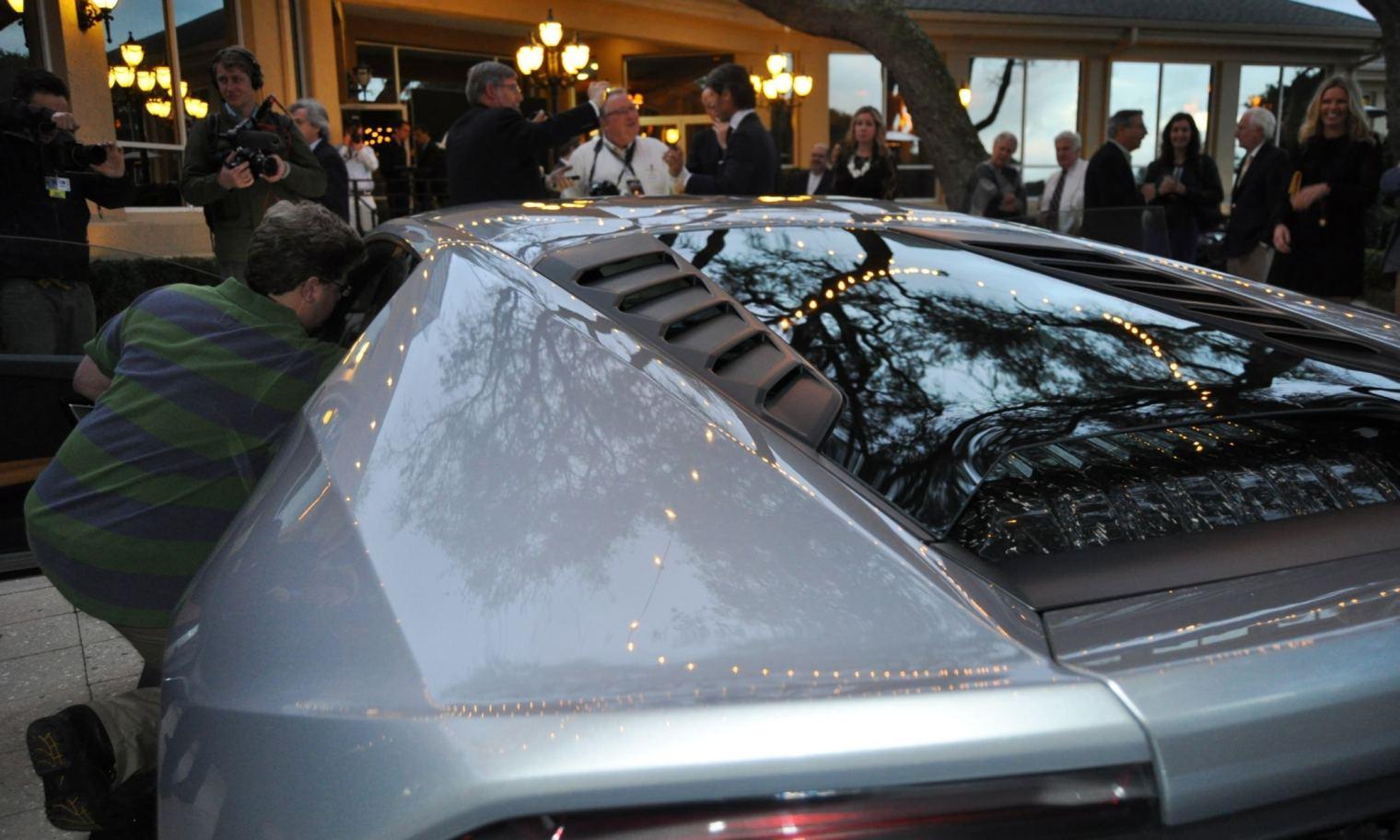 Car-Revs-Daily.com -- 2015 Lamborghini Huracan -- Official American Debut  41