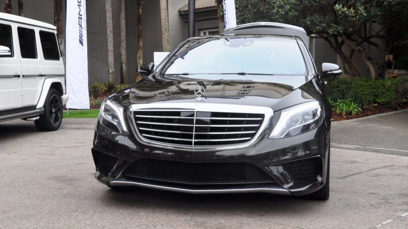Car-Revs-Daily.com -- 3.9s Mercedes-Benz S65 and S63 AMG 4MATIC -- Cool Buyers Guide Intel -- 40 Real-Life Photos  Animated Option Visualizers 50