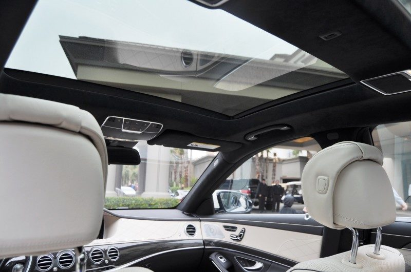 Car-Revs-Daily.com -- 3.9s Mercedes-Benz S65 and S63 AMG 4MATIC -- Cool Buyers Guide Intel -- 40 Real-Life Photos  Animated Option Visualizers 75