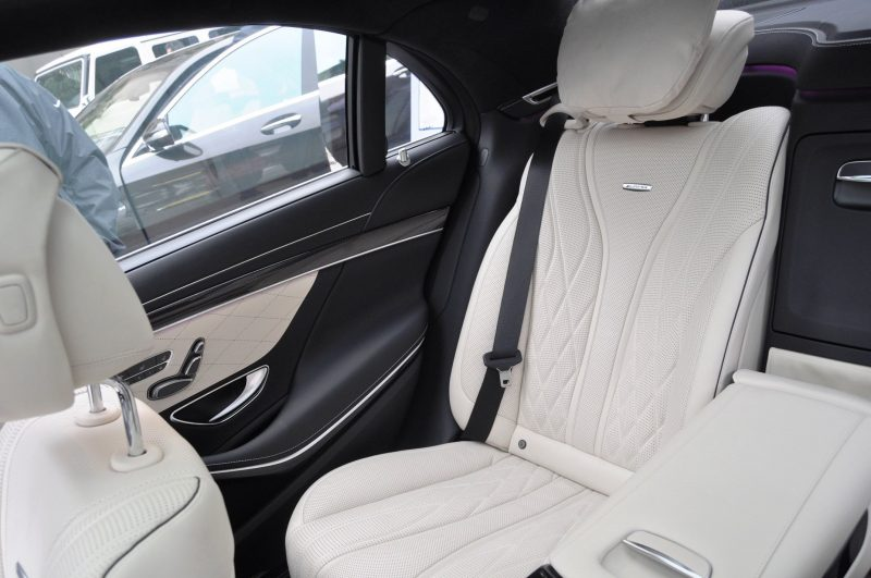 Car-Revs-Daily.com -- 3.9s Mercedes-Benz S65 and S63 AMG 4MATIC -- Cool Buyers Guide Intel -- 40 Real-Life Photos  Animated Option Visualizers 76