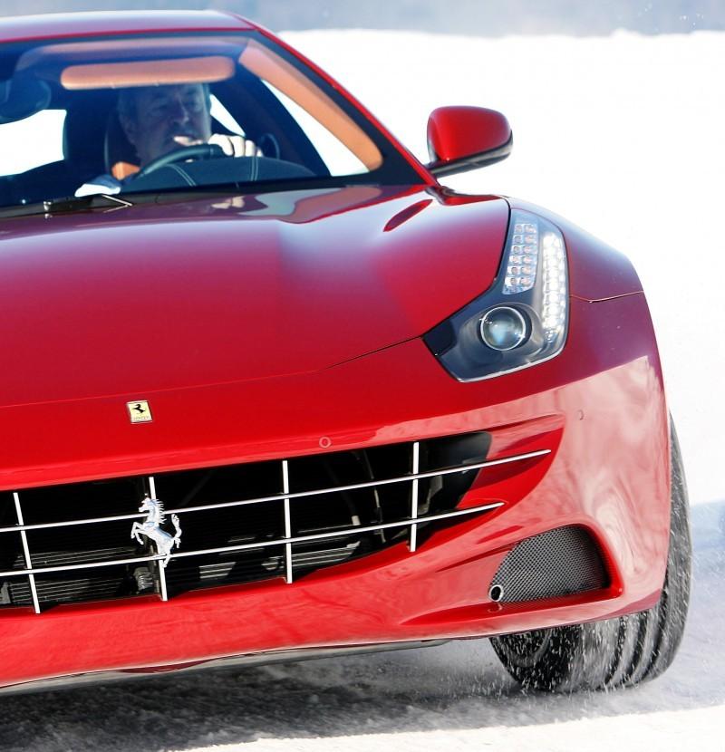 Car-Revs-Daily.com -- Ferrari FF is Monday-Sunday V12 Supercar 168