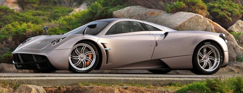 Car-Revs-Daily.com -- Supercar Showcase -- PAGANI HUAYRA 14