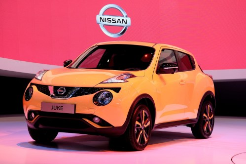European Nissan JUKE Brings Deeply Cool LED Styling Front and Rear -- Securing High-Style Premium Kudos After Dark 1