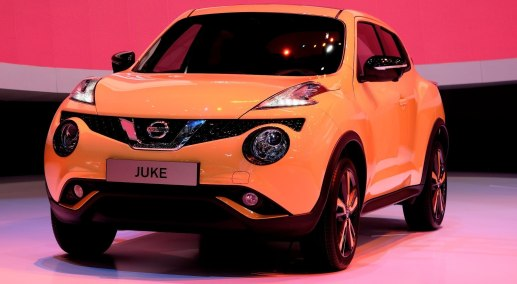 European Nissan JUKE Brings Deeply Cool LED Styling Front and Rear -- Securing High-Style Premium Kudos After Dark 2