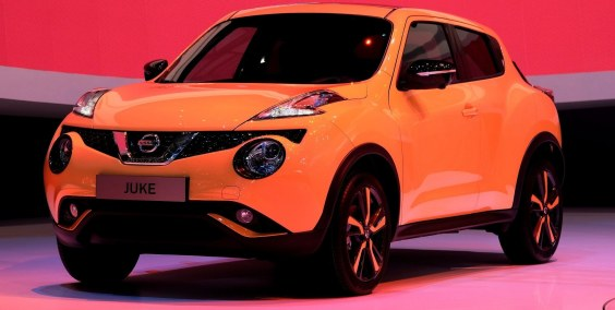 European Nissan JUKE Brings Deeply Cool LED Styling Front and Rear -- Securing High-Style Premium Kudos After Dark 6