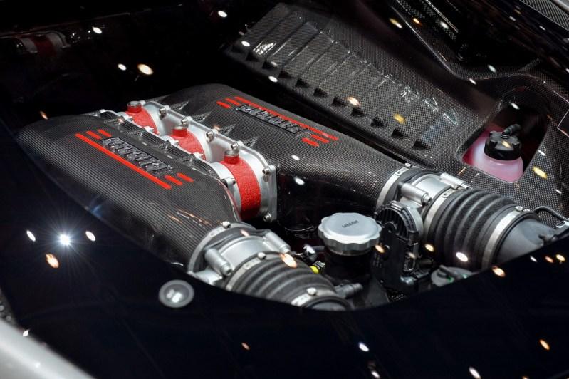 Geneva 2014 ShowFloor -- Ferrari California T, 458 Speciale and F12 Looking Brilliant 10