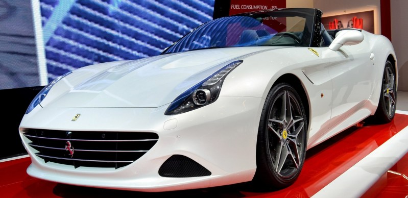 Geneva 2014 ShowFloor -- Ferrari California T, 458 Speciale and F12 Looking Brilliant 7
