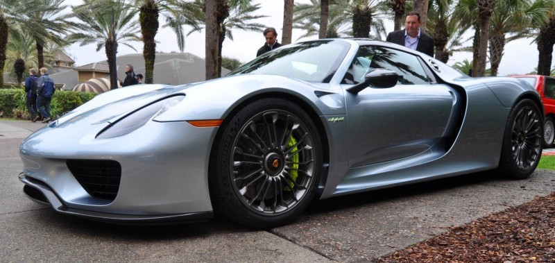 HyperCar HyperGalleries! 2015 Porsche 918 Spyder -- 77 All-New, High-Resolution Photos From All Angles 12