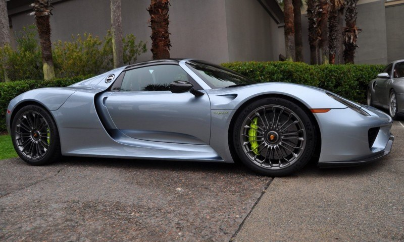 HyperCar HyperGalleries! 2015 Porsche 918 Spyder -- 77 All-New, High-Resolution Photos From All Angles 33