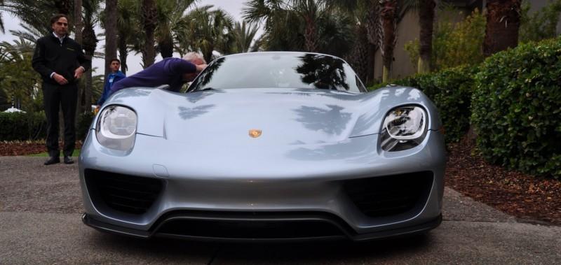 HyperCar HyperGalleries! 2015 Porsche 918 Spyder -- 77 All-New, High-Resolution Photos From All Angles 5