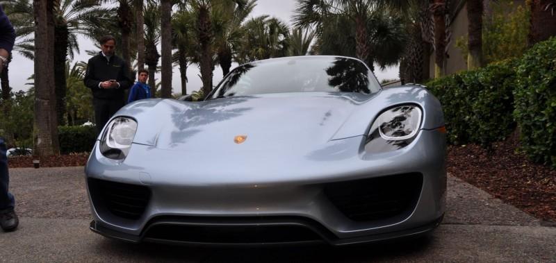 HyperCar HyperGalleries! 2015 Porsche 918 Spyder -- 77 All-New, High-Resolution Photos From All Angles 6