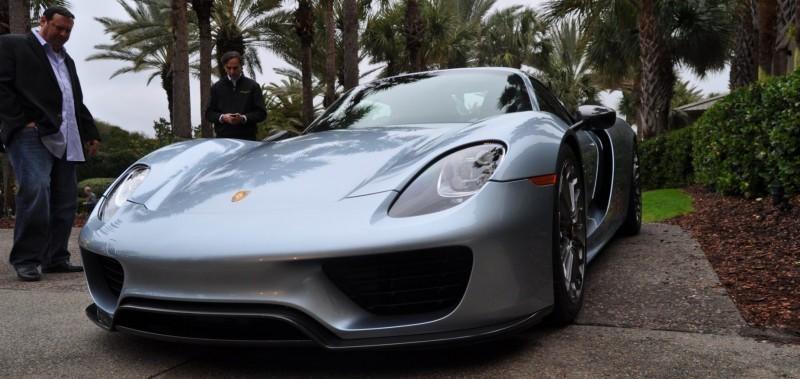 HyperCar HyperGalleries! 2015 Porsche 918 Spyder -- 77 All-New, High-Resolution Photos From All Angles 8
