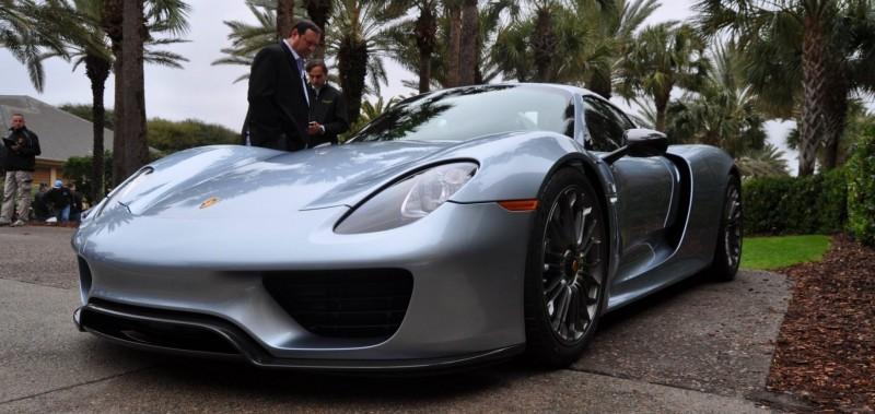 HyperCar HyperGalleries! 2015 Porsche 918 Spyder -- 77 All-New, High-Resolution Photos From All Angles 9