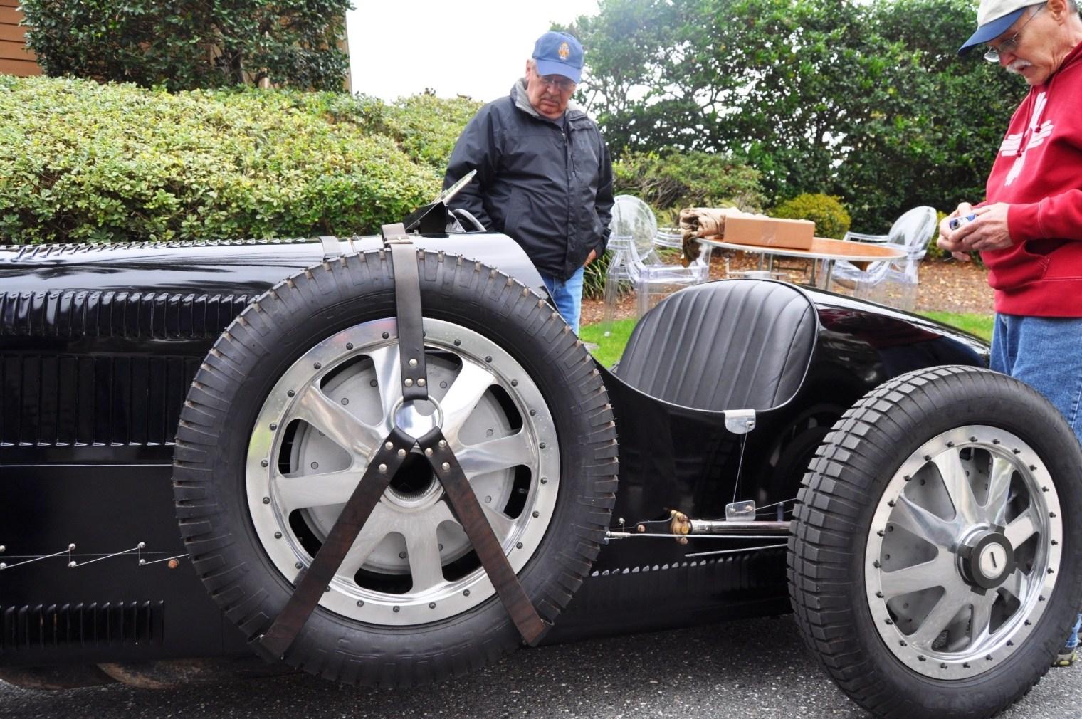 PurSang Argentina Shows Innovative Marketing with Street-Parked 1920s Bugatti GP Car10
