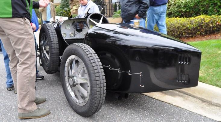 PurSang Argentina Shows Innovative Marketing with Street-Parked 1920s Bugatti GP Car14