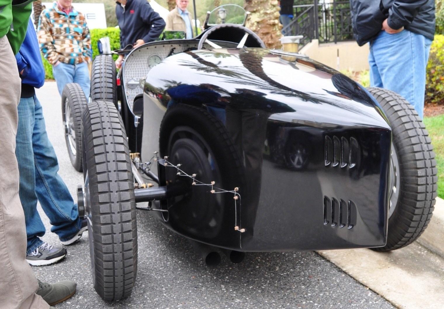 PurSang Argentina Shows Innovative Marketing with Street-Parked 1920s Bugatti GP Car16