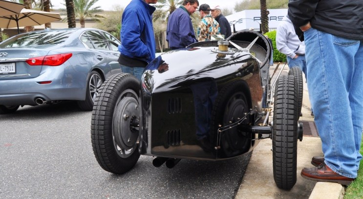 PurSang Argentina Shows Innovative Marketing with Street-Parked 1920s Bugatti GP Car19