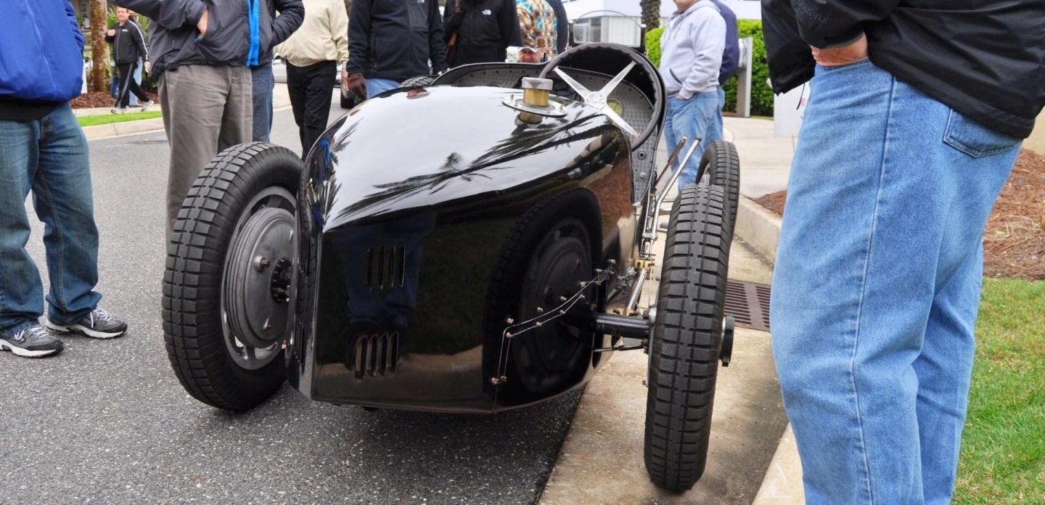 PurSang Argentina Shows Innovative Marketing with Street-Parked 1920s Bugatti GP Car20
