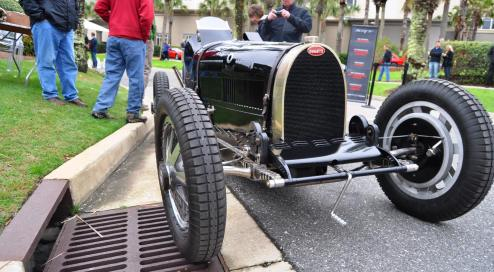PurSang Argentina Shows Innovative Marketing with Street-Parked 1920s Bugatti GP Car24
