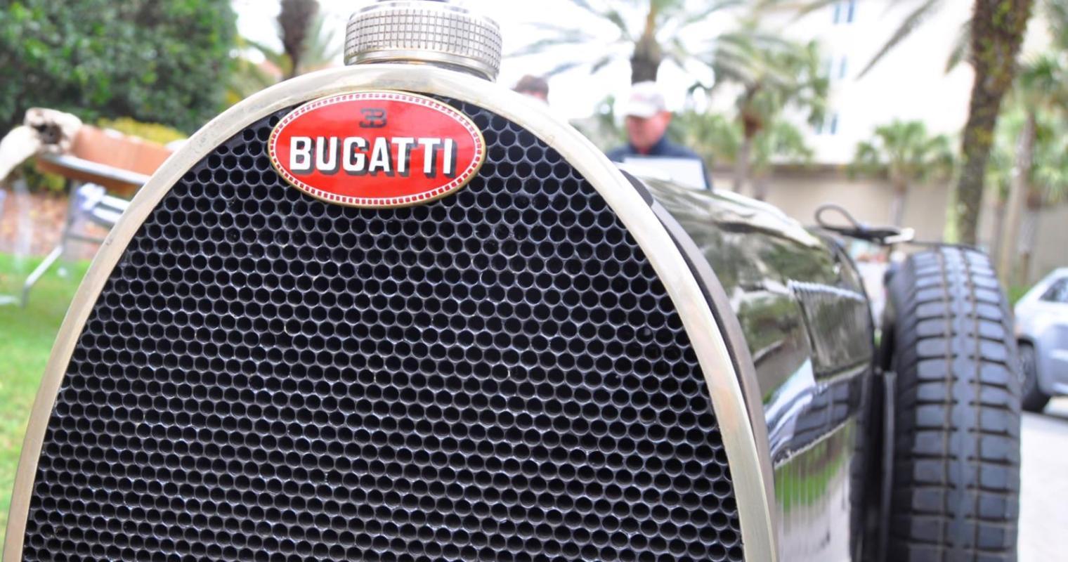 PurSang Argentina Shows Innovative Marketing with Street-Parked 1920s Bugatti GP Car25