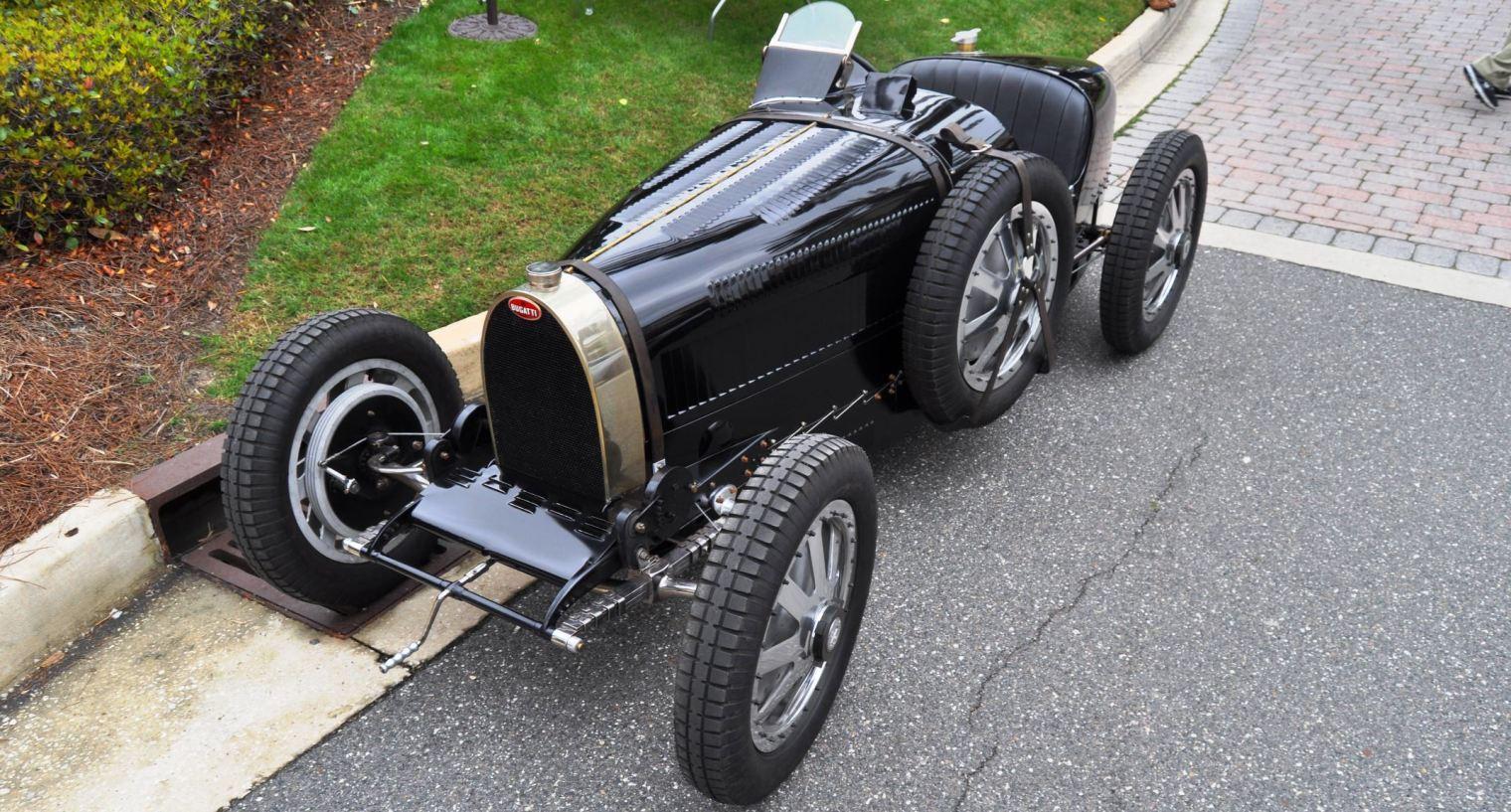 PurSang Argentina Shows Innovative Marketing with Street-Parked 1920s Bugatti GP Car27
