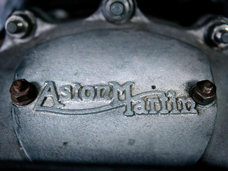 RM Auctions Amelia Island 2014 -- Aston Martin 15-98 Roadster 19