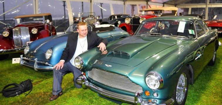 RM Auctions Amelia Island 2014 -- Aston Martin 15-98 Roadster 32
