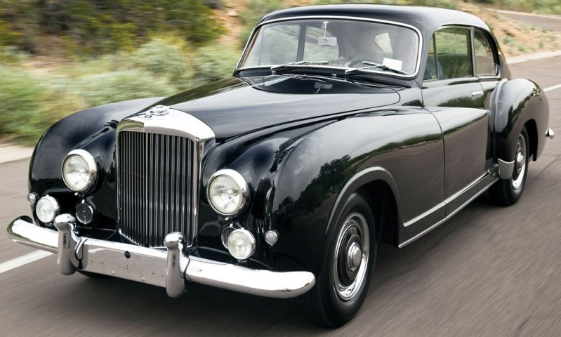 RM Auctions MONACO 2014 Preview -- 1958 Bentley R-Type Continental Fastback by Franay 19