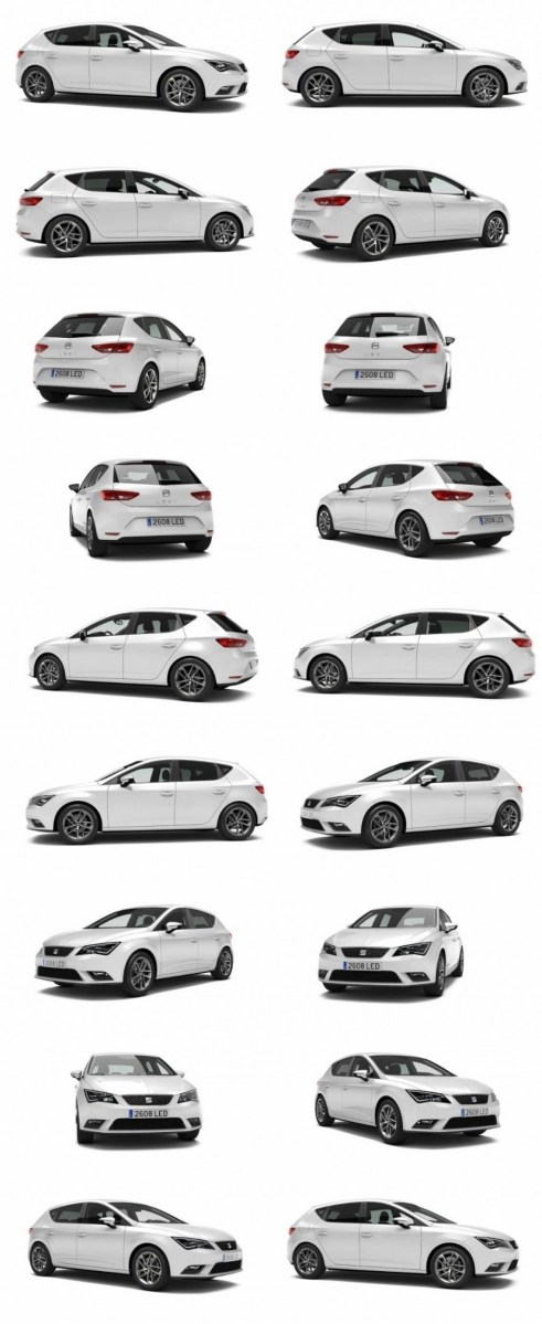 SEAT Leon Cupra in First OEM Embedded Spin-Table!  Plus 3 Reasons The Leon Cupra Spanks Renaultsport Megane (and VW GTI)10-tile