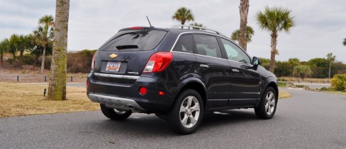 Three-Part HD Road Test Review + 60 Photos -- 2014 Chevrolet Captiva Sport LT -- Euro-Capable, High-Speed EconoCross!19