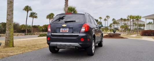 Three-Part HD Road Test Review + 60 Photos -- 2014 Chevrolet Captiva Sport LT -- Euro-Capable, High-Speed EconoCross!21