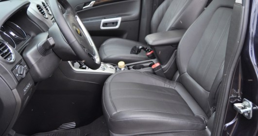 Three-Part HD Road Test Review + 60 Photos -- 2014 Chevrolet Captiva Sport LT -- Euro-Capable, High-Speed EconoCross!40