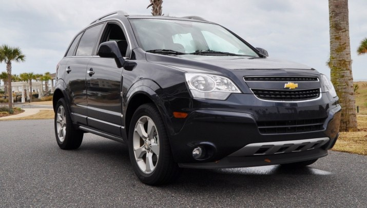 Three-Part HD Road Test Review + 60 Photos -- 2014 Chevrolet Captiva Sport LT -- Euro-Capable, High-Speed EconoCross!51