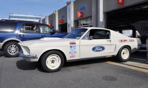 1968 Ford Drag Team - Mustang 428 Cobra Jet 6