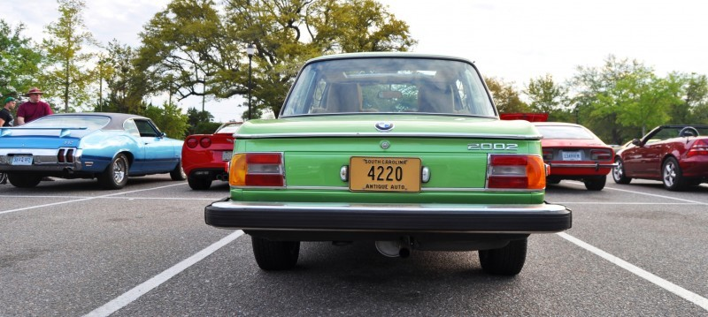 1976 BMW 2002 - Seafoam Green with Flawless Bodywork, Updated Wheels and Comfy New Seats 16