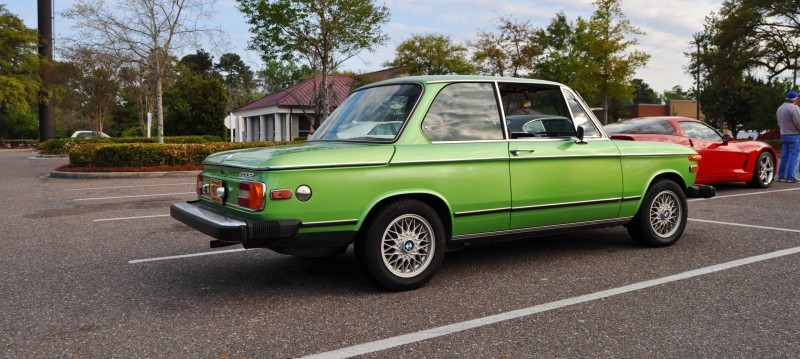 1976 BMW 2002 - Seafoam Green with Flawless Bodywork, Updated Wheels and Comfy New Seats 20