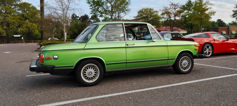 1976 BMW 2002 - Seafoam Green with Flawless Bodywork, Updated Wheels and Comfy New Seats 21