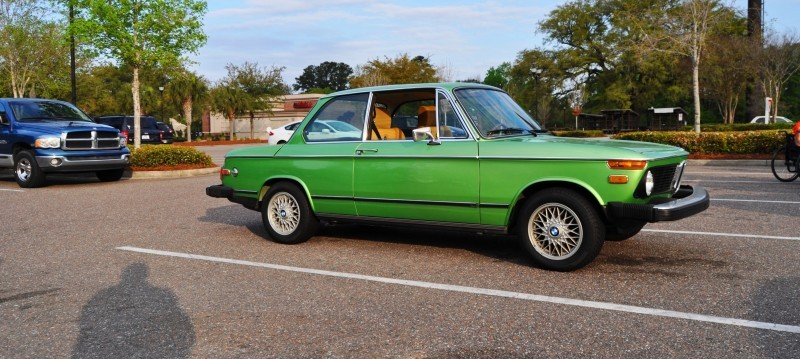 1976 BMW 2002 - Seafoam Green with Flawless Bodywork, Updated Wheels and Comfy New Seats 25