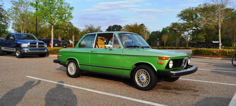 1976 BMW 2002 - Seafoam Green with Flawless Bodywork, Updated Wheels and Comfy New Seats 26