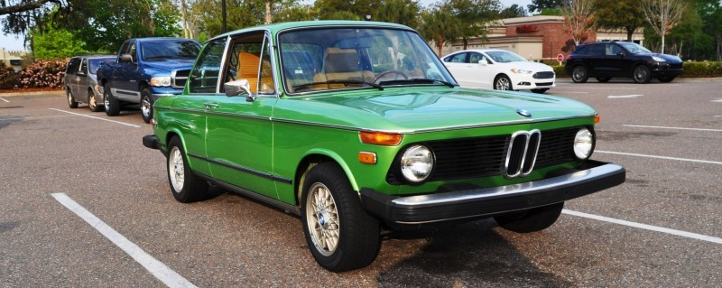 1976 BMW 2002 - Seafoam Green with Flawless Bodywork, Updated Wheels and Comfy New Seats 28