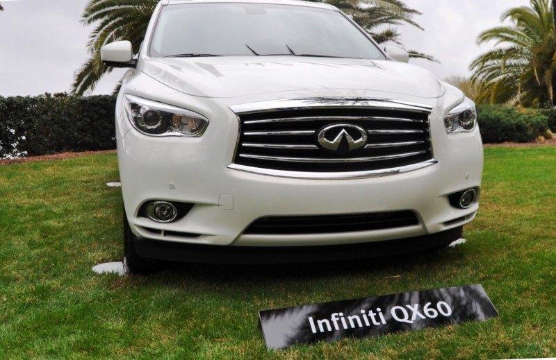 2014 INFINITI QX60 2