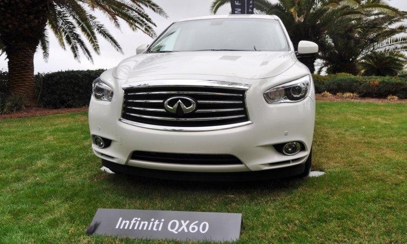 2014 INFINITI QX60 4