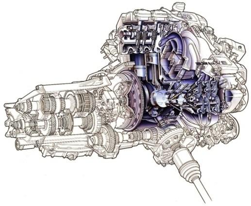 Automotive Artist Showcase -- 3D Mechanical Illustrator Hisashi Saito -- 30 Stunning See-Through Honda Designs 14