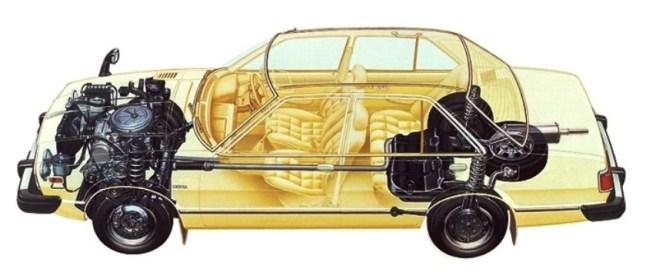 Automotive Artist Showcase -- 3D Mechanical Illustrator Hisashi Saito -- 30 Stunning See-Through Honda Designs 17