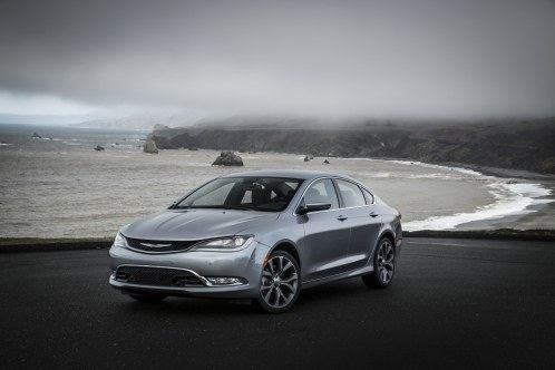 2015 Chrysler 200C
