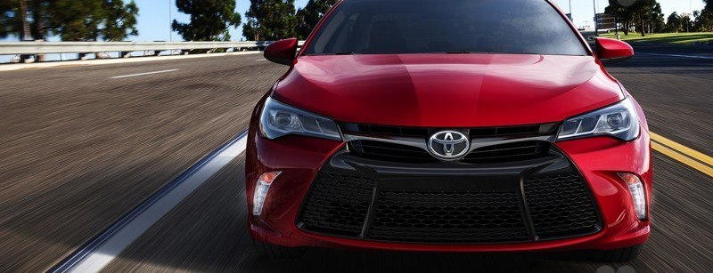 Car-Revs-Daily.com 2015 Toyota Camry Redesign Delivers Greater Chassis Strength, Wider Stance and More LED Style 26