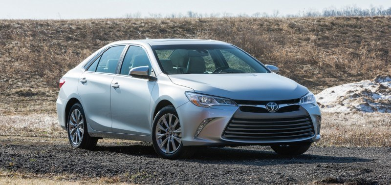 Car-Revs-Daily.com 2015 Toyota Camry Redesign Delivers Greater Chassis Strength, Wider Stance and More LED Style 47
