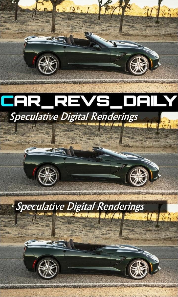 Car-Revs-Daily.com -- Corvette Z51 Speedster and Spyder