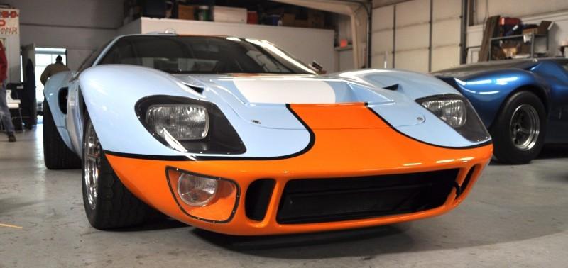 Car-Revs-Daily.com Imagines a Superformance GT40 Spyder 24